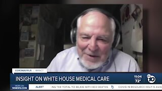 Insight on White House medical care