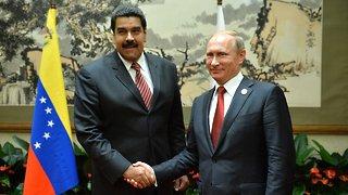 Venezuela Chaos Tests Ties Between Putin And Maduro