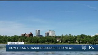 How Tulsa is handing budget shortfall
