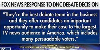DNC bans Fox News from hosting Democrat primary debates