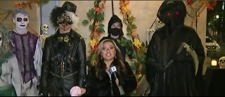 Downtown Summerlin Halloween parade