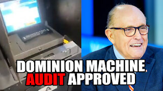 Michigan Orders Forensic Audit of 22 Dominion Voting Machines!