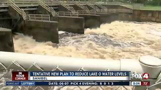 New plan to reduce Lake O water levels