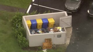 Newborn baby found alive in dumpster in suburban Boca Raton, PBSO says