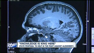 State proposal to help in the fight against Alzheimer's