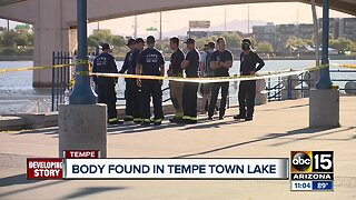 Body found in Tempe Town Lake