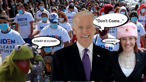 Biden Regime's Epic Border Charlie Foxtrot!