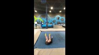 Flip flopping around