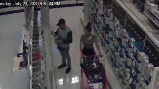 OVPD needs public's help in finding shoplifters