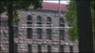 COVID-19 cases at Green Bay Correctional