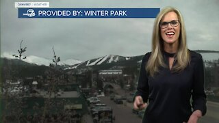 Saturday forecast: warm again, then a cold front