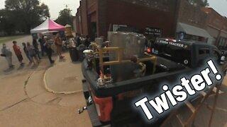 Twister Movie 25th Anniversary   Wakita, OK