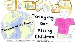 Nebraska girl wins National Missing Children's Day poster contest