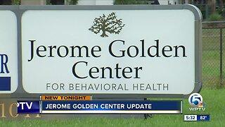 Jerome Golden Center update