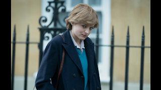 Emma Corrin drew on personal experiences to play Princess Diana