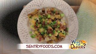 What's for Dinner? - Buffalo Chicken Casserole