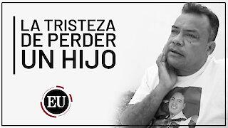 Luis Vega habló sobre el homicidio de su hijo, Álvaro Vega
