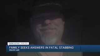 Mother mourns the loss of 50-year-old son killed in stabbing