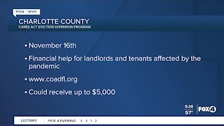 Charlotte County cares act