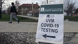 U.S. COVID Cases And Deaths Drop