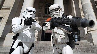 Disneyland Hiring Stormtroopers?