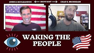 Waking The People #29 Cryptocurrency, Logan Paul vs Mayweather, and PACE program viewer feedback