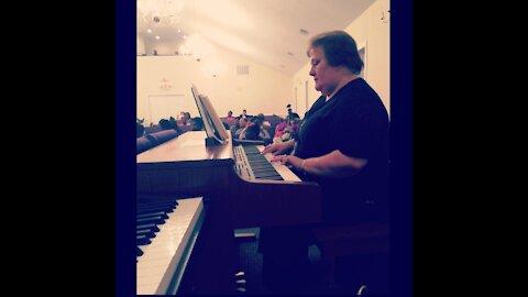 Pastor Cavenaugh --Preaching In Florida
