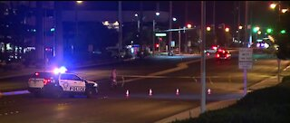 Vegas PD: California man killed in hit-and-run crash on Flamingo Road