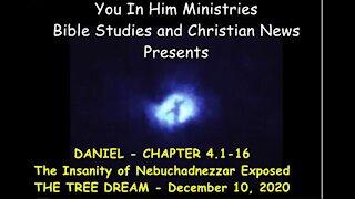 DANIEL - CHAPTER 4:1-16