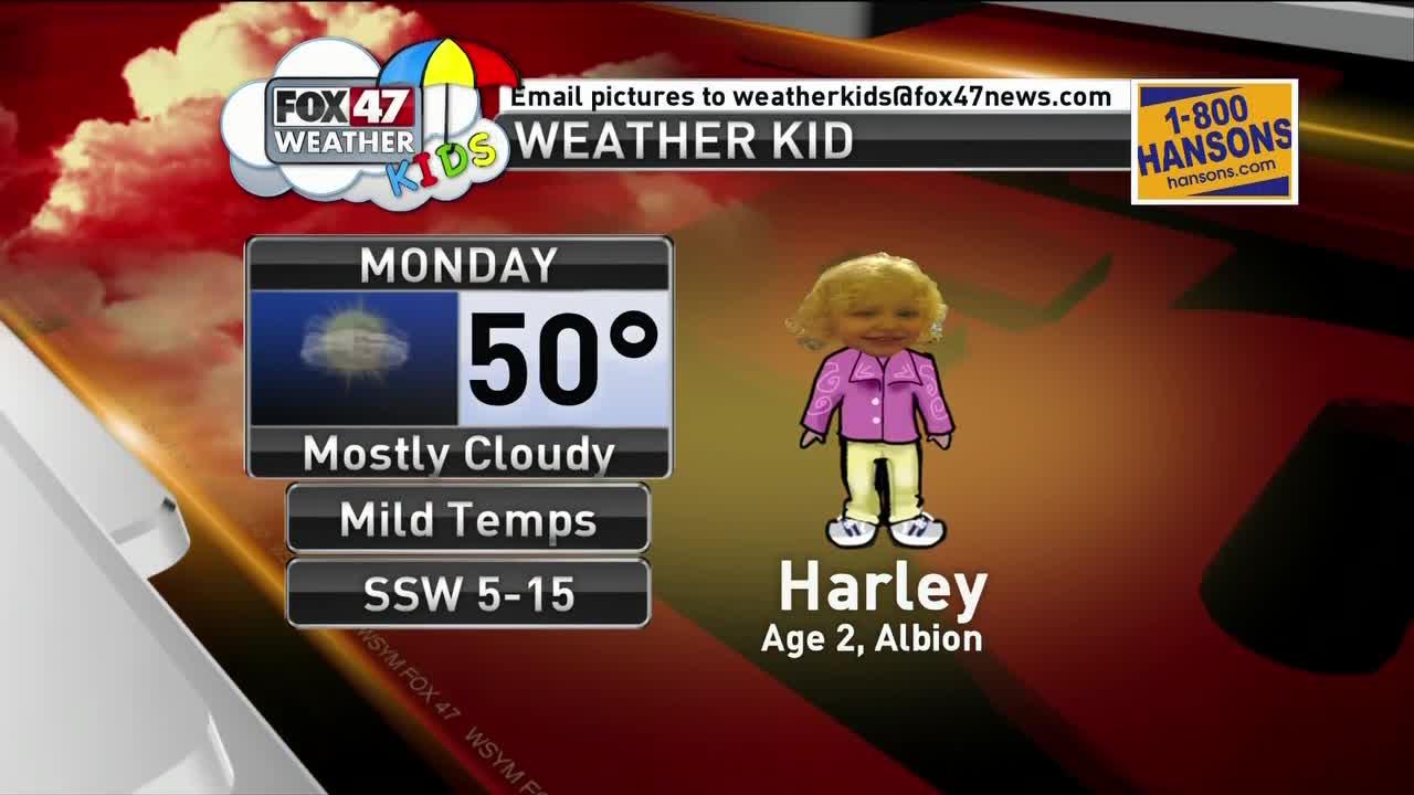 Weather Kid - Harley