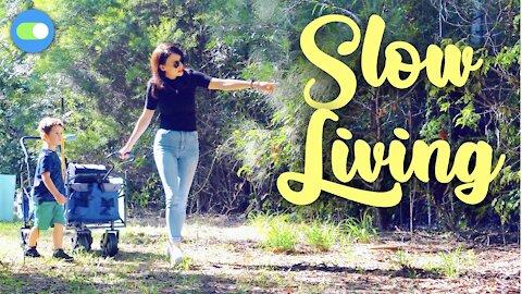SLOW SIMPLE LIVING ☀️ | Minimalist Simple Living