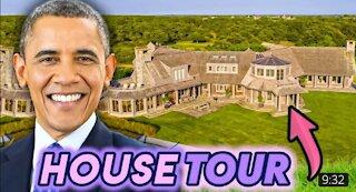 Barack Obama house tour| $11.75 million