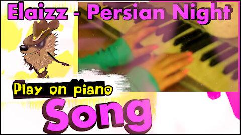Relaxing music - Persian Night by Elaizz   Asmr relaxing music for sleeping
