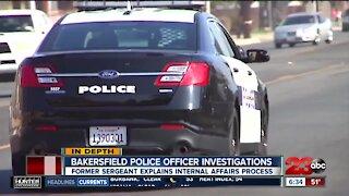 Former BPD sergeant explains investigation process