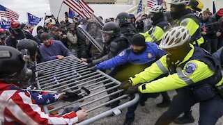 Members Of U.S. Capitol Police Call For January 6 Commission