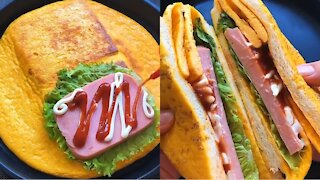 Easy Breakfast Sandwich
