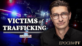 Jaco Booyens: 'Defund The Police' Movement Hurts the Fight Against Child Sex Trafficking   CLIP