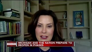 Michigan and the nation prepare to reopen in phases