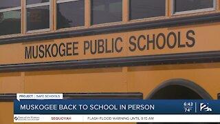 Project Safe Schools: Muskogee Public Schools Return to the Classroom