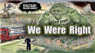 The Friday Vlog | We Were Right | Trump Revealed The Establishment