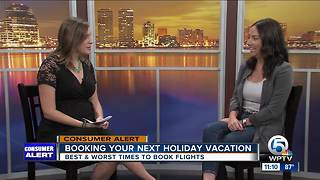 Booking your next vacation
