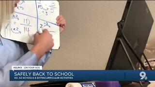 Experts: Distance learning students should stay active