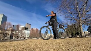 Police officer's daily route connects him to community and Denver roots