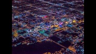 Amazing LAS VEGAS Nighttime Helicopter Tour