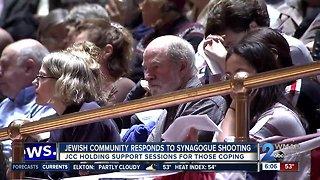 Baltimore Jewish community responds to Pittsburgh synagogue shooting