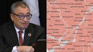 COVID-19 : Chaque région du Québec pourrait avoir ses propres mesures sanitaires