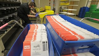 Mail Sorting Machines Will Not Be Reduced Before Election Day
