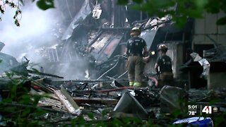 ATF: Evidence shows illegal fireworks caused Raytown blast