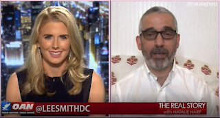 The Real Story - OANN America First or Last? with Lee Smith