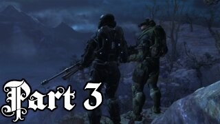Halo: Reach - Part 3 - Let's Play - Xbox One.